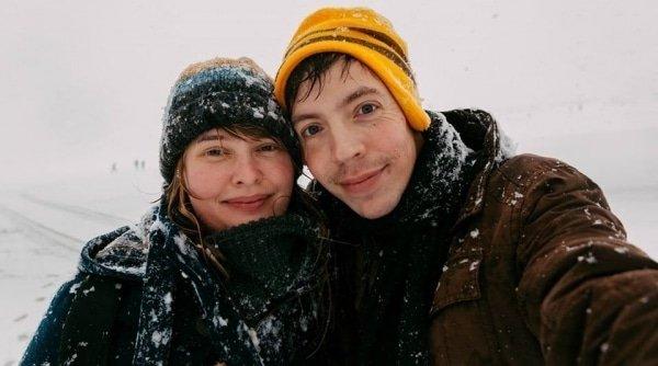 Justin Manders & Nathalie Lorier