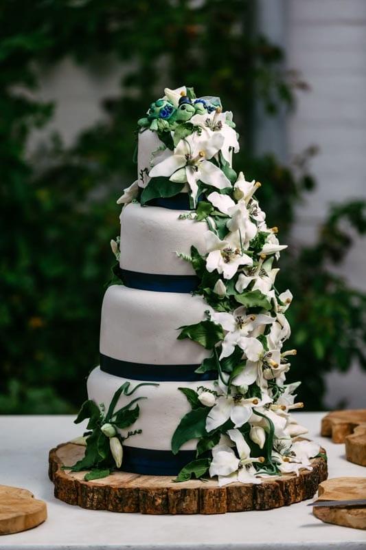 trouwideeën 2021 Bruidstaart