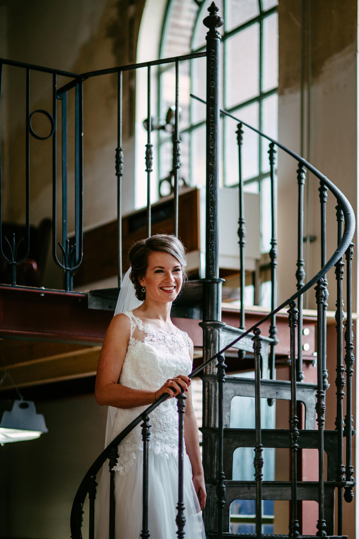 Werkwijze trouwfotograaf